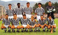 Juventus 1992 home kit
