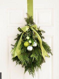 decoracao-de-natal-verde-natural