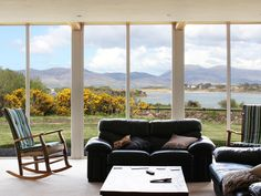 Glenbeigh, Ring of Kerry, County Kerry - 9369 UPDATED 2020 - Tripadvisor - Glenbeigh Vacation Rental Dormer Bungalow, Open Plan Kitchen Living Room, 4 Bedroom House, Porch Swing, Detached House, Ideal Home, Trip Advisor, House Plans, Cottage