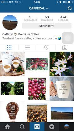 CaffeZal no Instagram 😍☕️