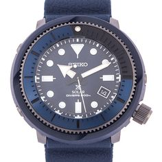 Watch Companies, Watch Brands, Seiko Presage, Solar Watch, Young Fashion, Seiko Watches, Tuna, Chronograph, Stainless Steel