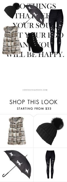 """""""Rain"""" by jasmin-baja ❤ liked on Polyvore featuring Calypso St. Barth and Black"""