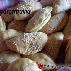 Νηστίσιμα πατατοπιτάκια συνταγή από DEMI.K - Cookpad Garlic, Meat, Chicken, Vegetables, Food, Essen, Vegetable Recipes, Meals, Yemek