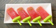 Watermelon Daiquiri Popsicles on Americas-Table.com