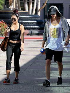 Vanessa Hudgens & boyfriend Austin Butler