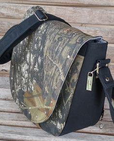 Oculto llevar monedero bolso Camo monedero por AmericanStitchers