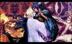 Fonds d'écran Manga Bleach Sweet Love