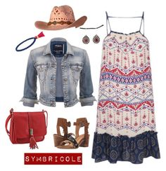 """""""Jane"""" by symbricole on Polyvore featuring mode, maurices, MINKPINK, NOVICA, Vince Camuto et Chinese Laundry"""