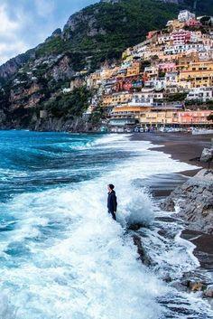 Амальфитанское побережье, Италия