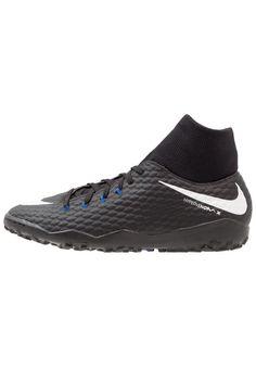 Haz clic para ver los detalles. Envíos gratis a toda España. Nike  Performance HYPERVENOMX PHELON 3 DF TF Botas de fútbol multitacos  black white dark ... b56039d67ef