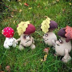 VK is the largest European social network with more than 100 million active users. Cute Crochet, Crochet Toys, Crochet Mushroom, Christmas Gifts, Christmas Ornaments, Anniversary Gifts, Crochet Projects, Gifts For Kids, Halloween Decorations