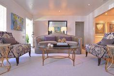 Amy Gibbs Interiors Living Room