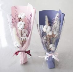 How To Wrap Flowers, How To Preserve Flowers, Diy Flowers, Beautiful Flowers, Beautiful Pictures, Flower Box Gift, Flower Boxes, Flower Cards, Dried Flower Arrangements