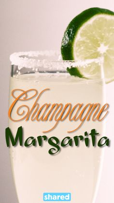 It's time to add some sparkle to your margaritas! These Champagne Margaritas are guaranteed to be your new favorite drink. They're perfectly sweet and sour and totally refreshing. These fun little cocktails are the perfect addition to parties, nights with friends or lounging by the pool. Grab a glass and get sippin'!