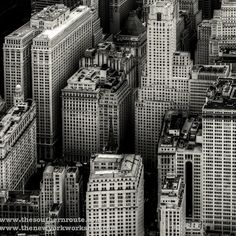 """Tombs of New York"" by Regis Boileau 