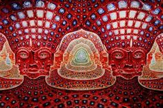 Alex Gray Art