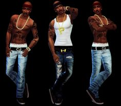 by Heartbeat Famous Sims - 2Pac