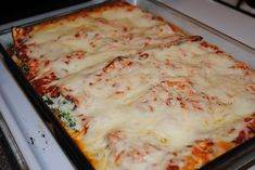Passover Matzoh Lasagna | The Ghost Guest