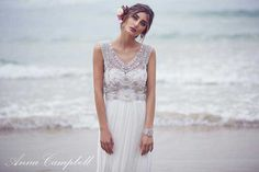 Anna Campbell wedding dress collections