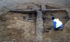Archaeologists discover 10,000 year-old home - The remains of one of the oldest homes in Britain, built more than 10,000 years ago, have been unearthed near Edinburgh.
