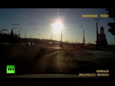 Video Courtesy: Aleksandr Ivanov - https://www.youtube.com/channel/UC7s-_jX0KU-0qsiIo1ZQFLg?feature=watch    Russia's Urals region has been rocked by a meteorite explosion in the stratosphere. The impact wave damaged several buildings, and blew out thousands of windows amid frigid winter weather. Hundreds have sought medical attention for minor in...