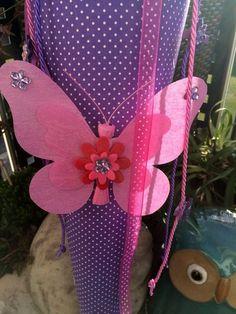 Schmetterlingstraum - Schultüte/ Zuckertüte von XBergDesign2 auf DaWanda.com
