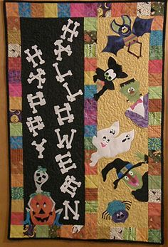 Halloween Quilt Patterns | The Quilt Pattern Magazine - The quilting magazine quilters love