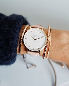 → Rosefield The Bowery Rosegold… zwölf - Rosefield watches Cool Watches, Watches For Men, Ladies Watches, Pink Watch, Seiko Watches, Luxury Watches, Fashion Watches, Bracelet Watch, Jewelry Accessories