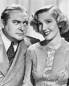 Edward Arnold & Jean Arthur - Easy Living (1937) Hollywood Style, Hollywood Fashion, Classic Hollywood, Old Hollywood, Jean Arthur, Film Story, Becoming An Actress, Star Show, Lauren Bacall