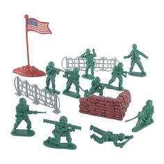 American Troops Set 1-32 Billy V by Billy V.. $7.59. Detailed Plastic Figures. 1-32 Scale. AMERICAN TROOPS WITH BARBWIRE,SANDBAGS AND FLAG. 38 PIECES (APPRX.)
