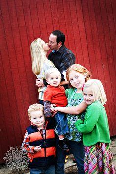 family of 6, fun :)