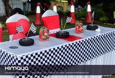 Formula 1 Theme Table