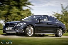Mercedes-Benz S65 AMG 2015 Review