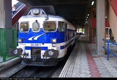 RailPictures.Net Photo: 354-008 Renfe 354 at Madrid, Spain by Jaime Marti Barroso: