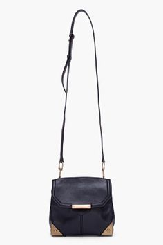 ALEXANDER WANG Black Marion Shoulder bag