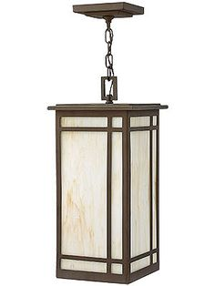 Porch Light Fixtures. Parkside Hanging Art Glass Porch Light in Oil Rubbed Bronze