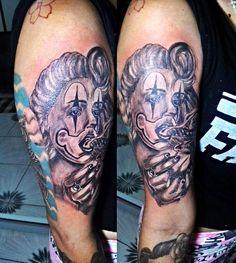 Tatuaria Ink 016 by Mateus Tattoo (16)99177-0385 Rua Serafim Borges do Val 5460 Jardim Noêmia Franca SP