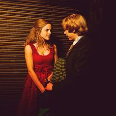 Ron & Hermione are my fave