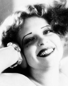Clara Bow (1905-1965), 1920s
