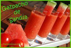 Gazpacho de Sandía