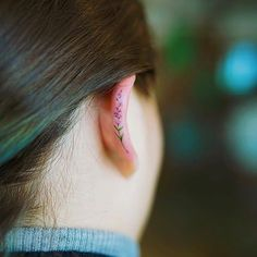 Lavender Tattoo ❤