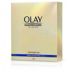 Olay Magnemasks Infusion Hydrating Sheet Masks 5 pack