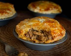 Beef Korma Curry Pie Recipe | Beef + Lamb New Zealand