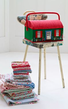 Cath Kidston Spring/Summer 2013 sewing