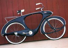 1936 Ben Bowden Spacelander Electric Bicycle