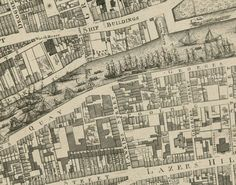 John Roque's famed map of Dublin (detail above) is a genuine work of genius, and… Old Pictures, Old Photos, Dublin Map, Old Maps, Cartography, 18th Century, City Photo, Ireland, Places To Visit