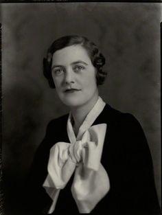 Alexandra Spencer-Churchill née Cadogan (1900-1961), Duchess of Marlborough. First wife of John 10th Duke