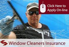 Window Cleaners Public Liability Insurance