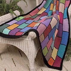 Ravelry: Tunisian Tiles pattern by Margret Willson