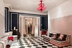 Real Estate - 106 East Street, Manhattan, NY - The Corcoran Group Nyc Real Estate, Upper East Side, Velvet Curtains, Black Walls, Luxury Apartments, Modern Furniture, Flooring, Mansions, House